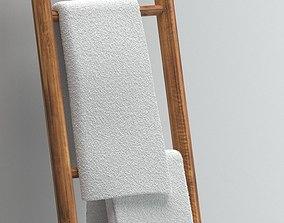 3D model Towel-Ladder
