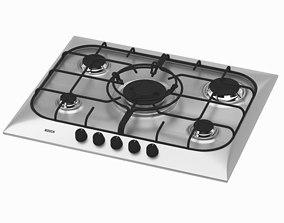 3D BOSCH Gas Cooker AB