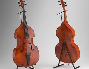 3D model Cello