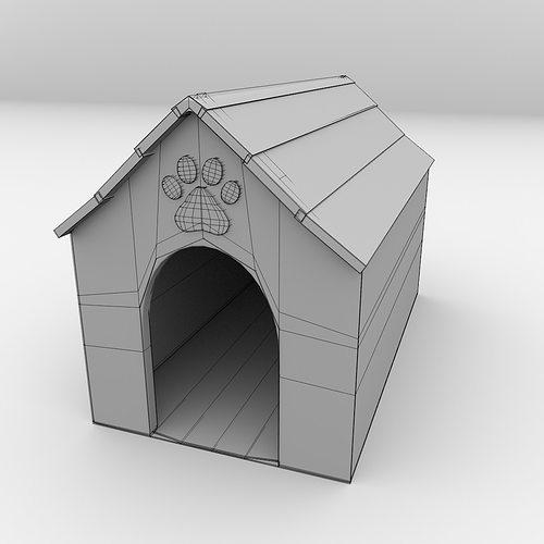 House 3ds model