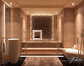 design Bathroom 3D model