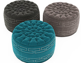 room 3D Pouf collection