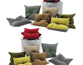 3D model Pillows collection