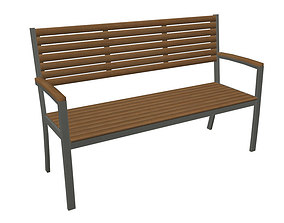 3D model realtime Bench other