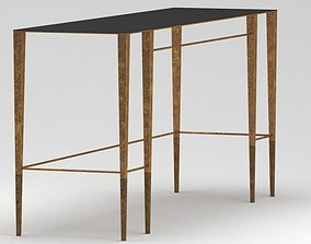 3D model Modern wood table