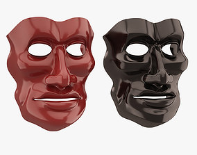 Face Mask 3D Printable interior
