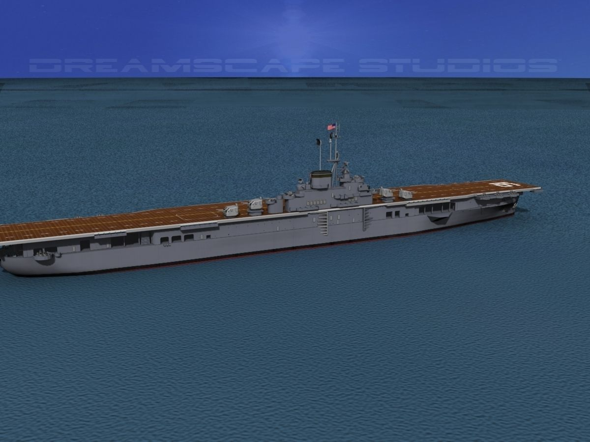 essex class aircraft carrier cv