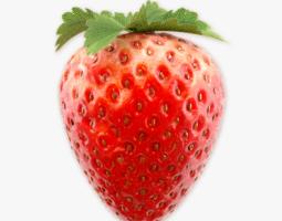 3D Strawberry 3