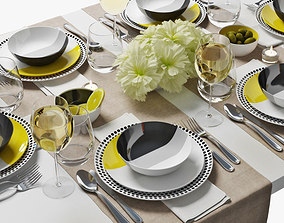 3D table setting 03