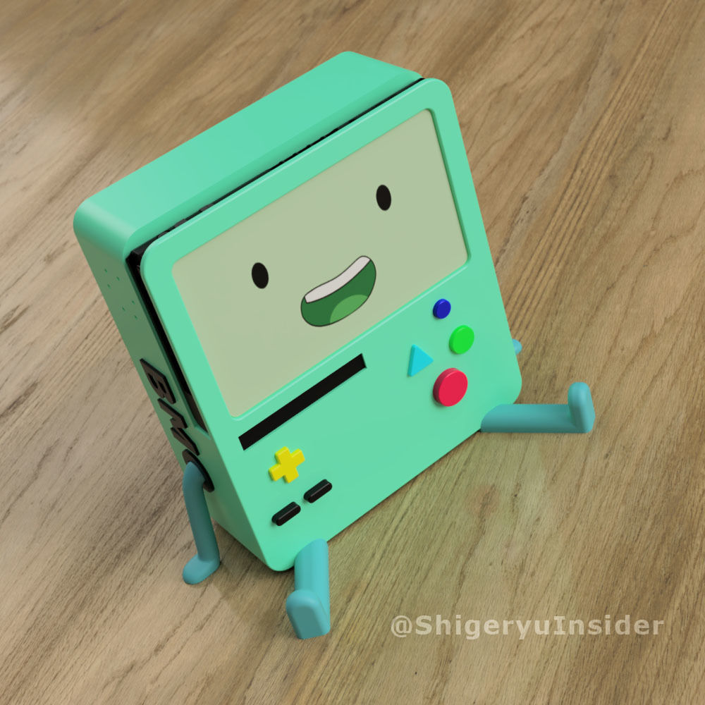 BMO Stand for Nintendo Switch