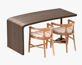 3D model Bar Set 014