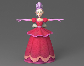 Cartoon princess 2 3D