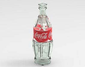 3D model Coca-Cola Bottle