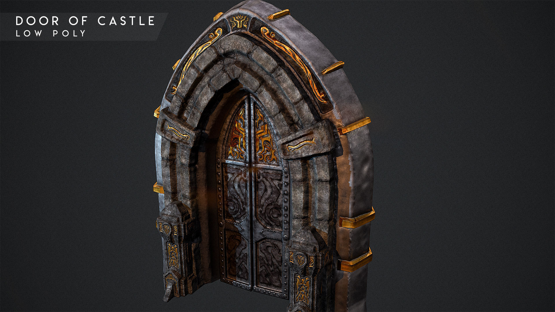 Door for Castle - Ready to Game
