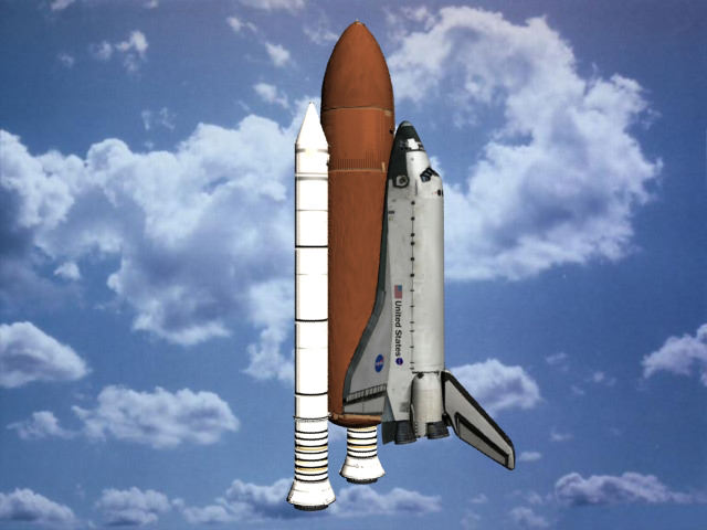 real space shuttle in milwuakee - photo #16