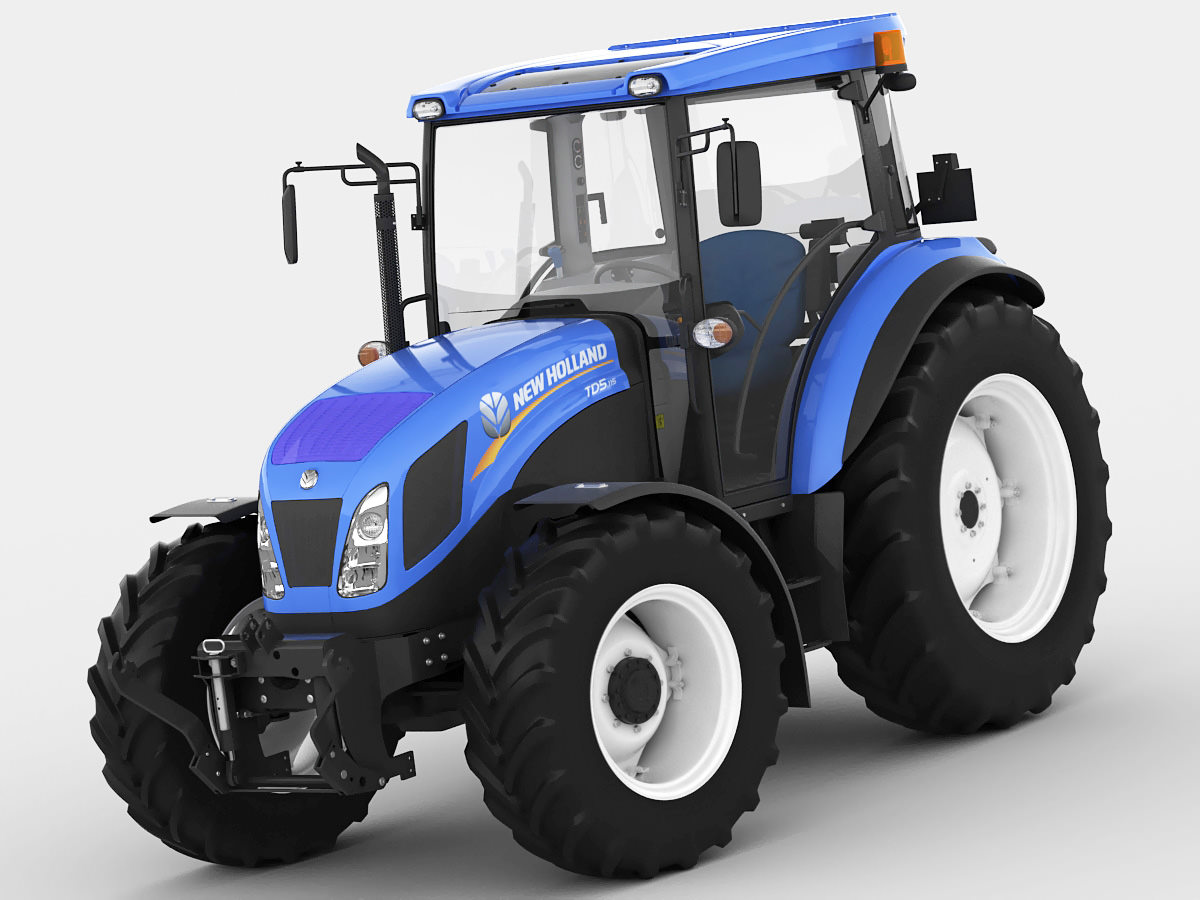 New Holland TD5 tractor