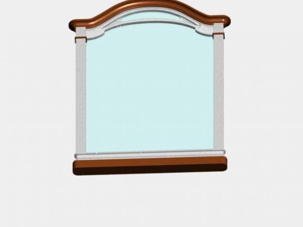 Mirror 3d model max for Mirror 3d model