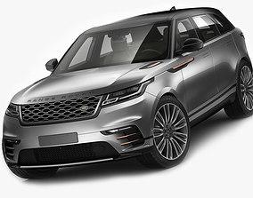 3D Land Rover Range Rover Velar 2018