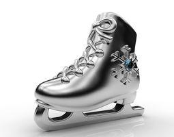 3D print model Pendant IceSkates low