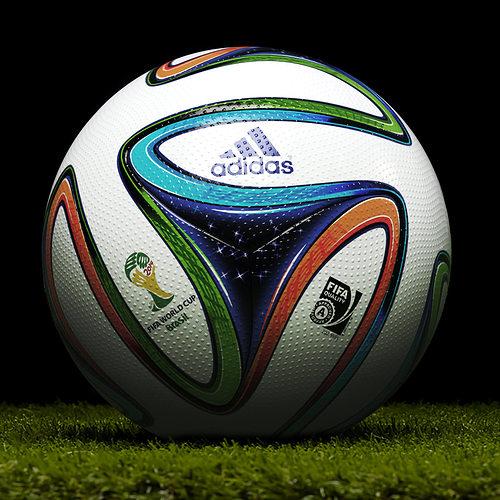 Brazuca Soccer Ball 3D | CGTrader