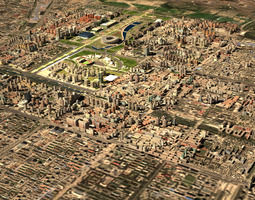 Beijing National Stadium 3D