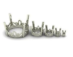 3D print model Filigree Head