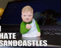 success kid meme 3d print