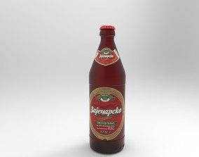 3D Beer-bottle zajecarsko