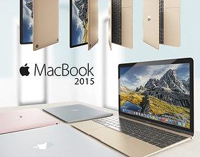 Macbook 2015 3D