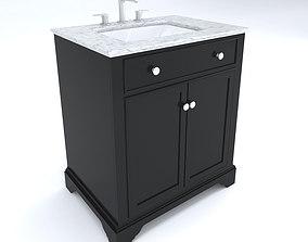 3D model Vanity-002B