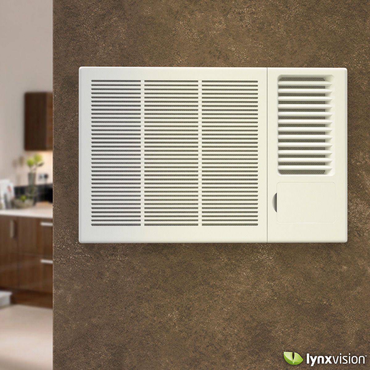 Window Air Conditioner 3D Model MAX OBJ FBX C4D LWO LW LWS LXO LXL  #7F9D2E
