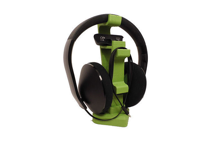 headphone stand 3d model stl 1