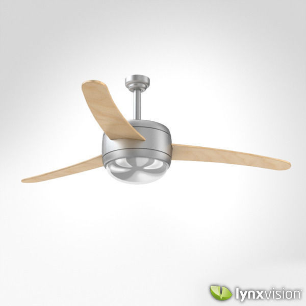 Modern ceiling fan with wooden blades 3d model cgtrader modern ceiling fan with wooden blades 3d model max obj fbx c4d lwo lw lws lxo aloadofball Images