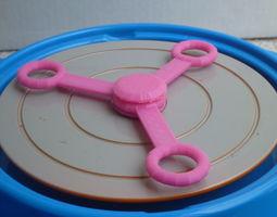 3D printable model Fidgit Spinner No Ball Bearings needed