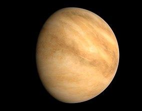 Photorealistic Venus 16k textures 3D model