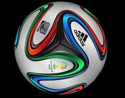 3D model Real Ball 2014