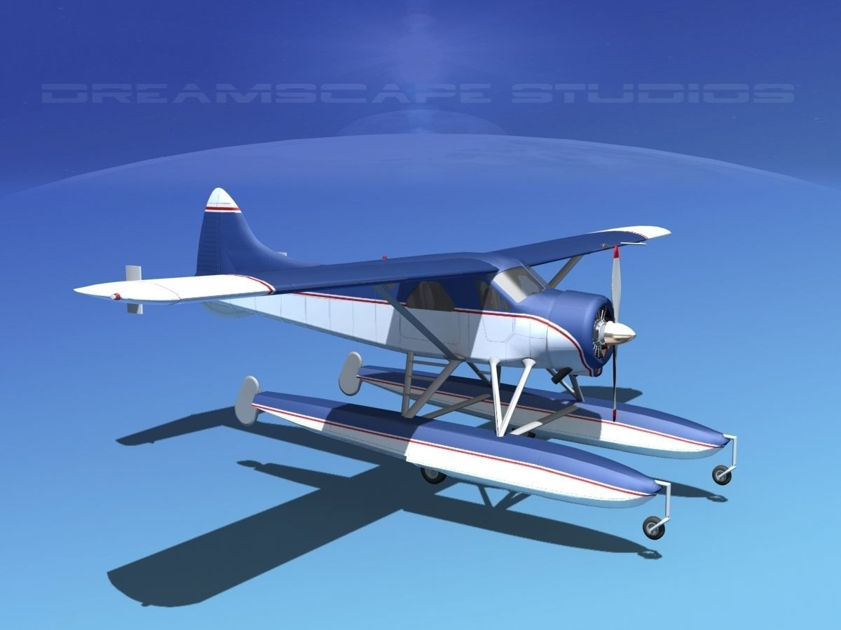 Dehavilland DHC-2 Beaver V03