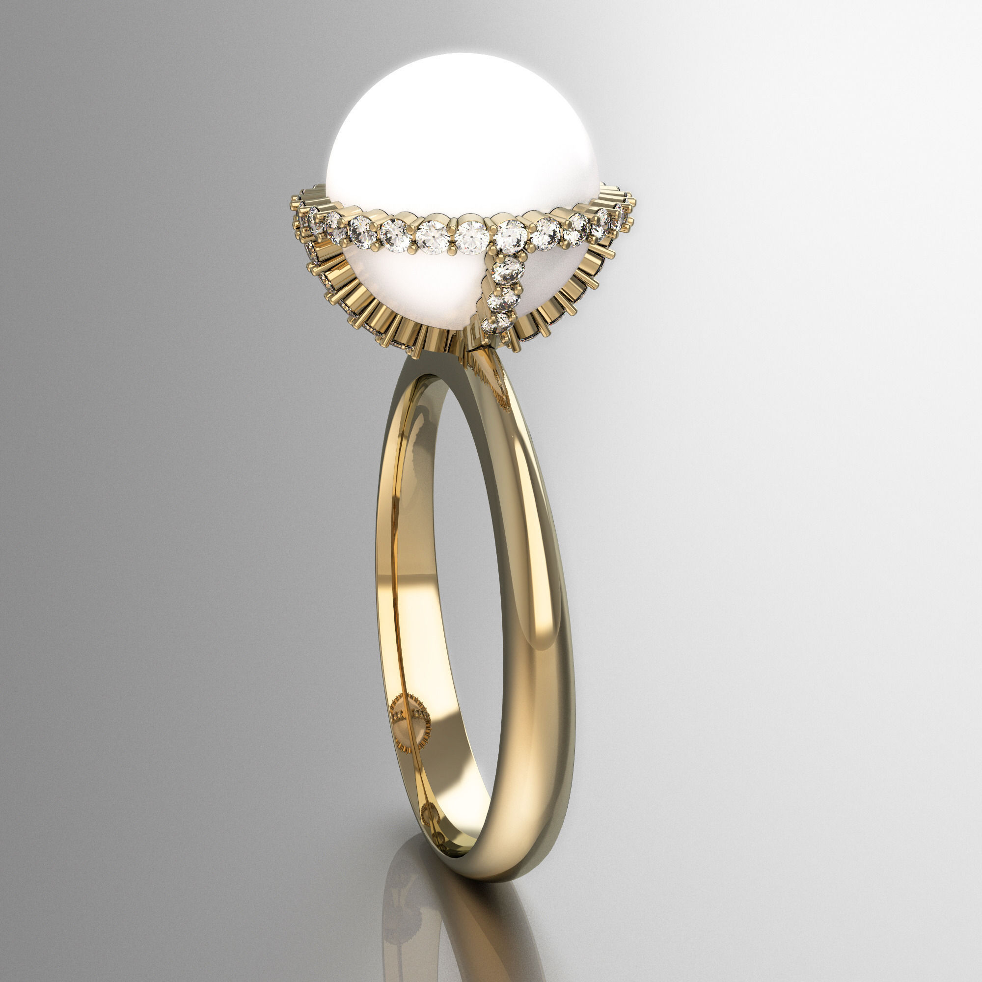 silver jewelry wedding shop pearl made image rings josien design on designed in crowdyhouse belgium xx by ring baetens
