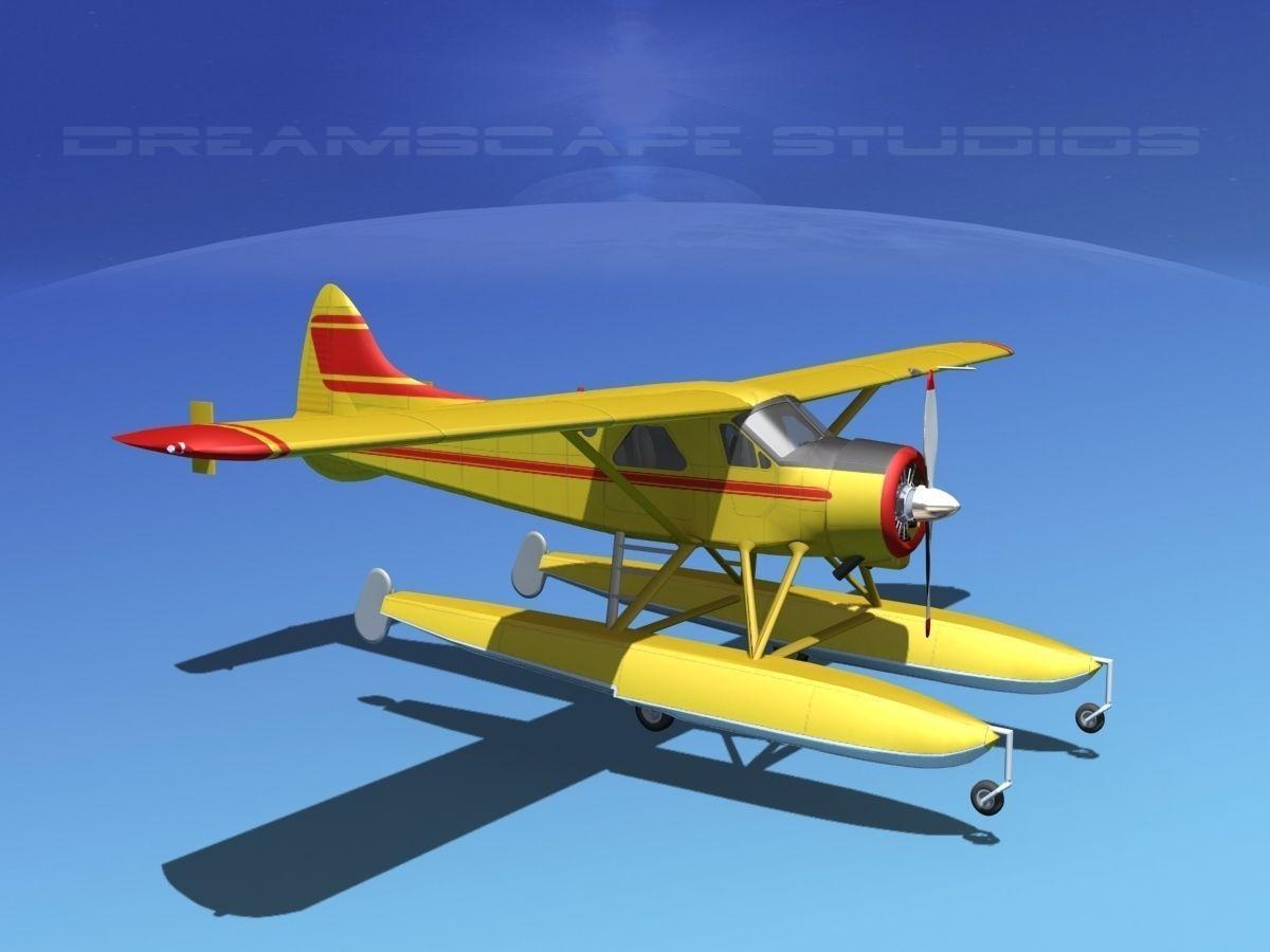 Dehavilland DHC-2 Beaver V06