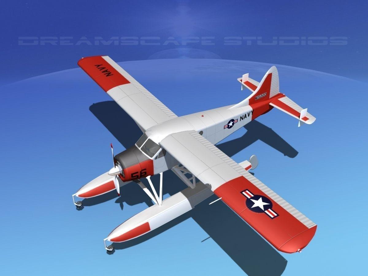 Dehavilland DHC-2 US Navy