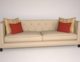 3D Malibu Sofa