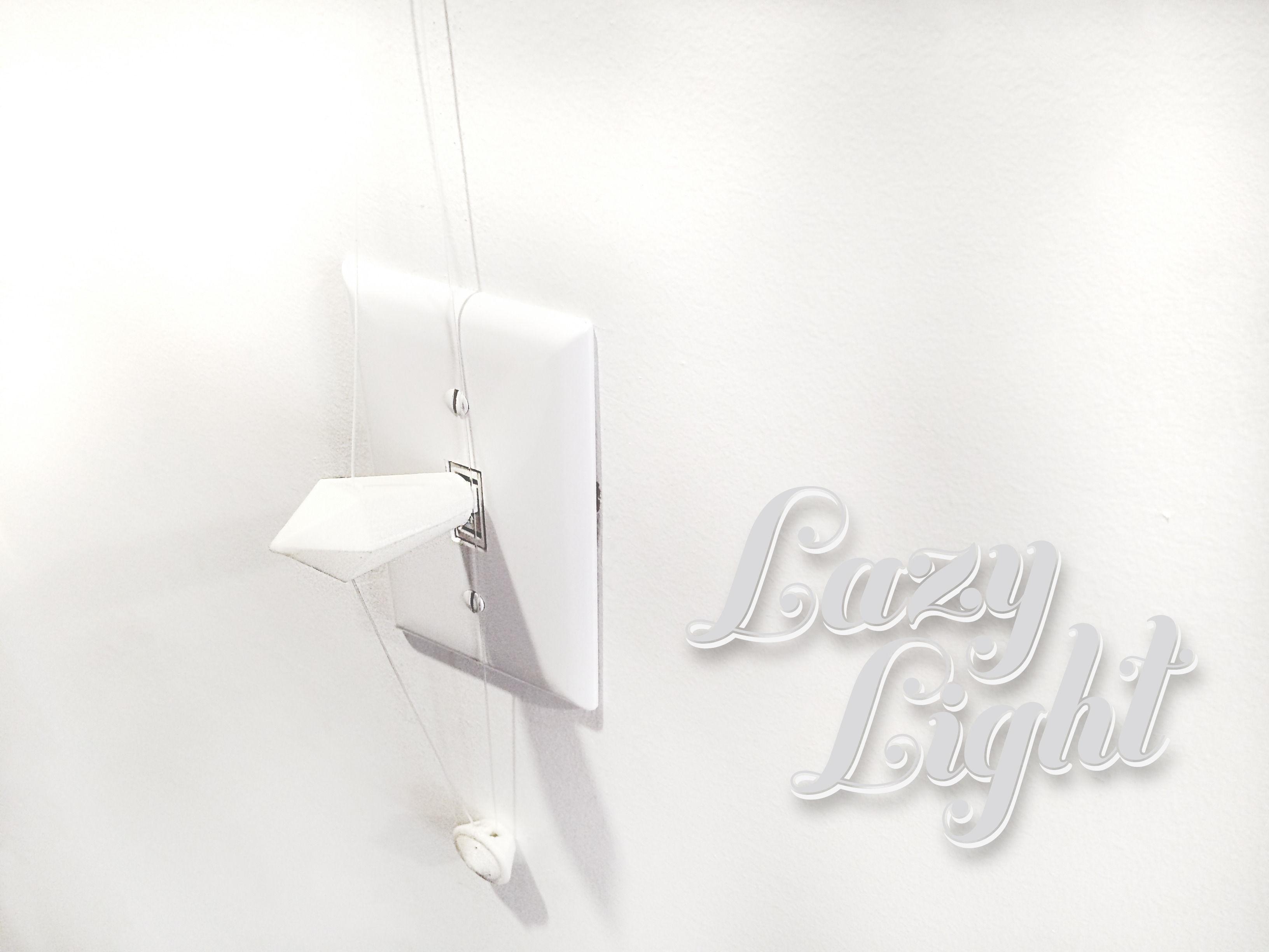 Lazy Light Switch