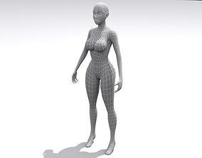 Woman Base 3D model