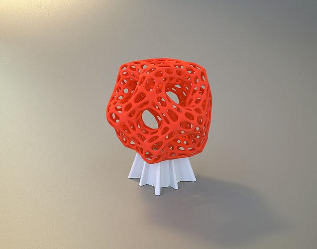 sculpture fantasy 3d model stl 1