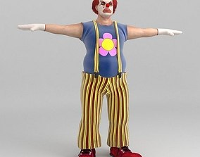 6ab1c2f566e 3D model Bobby The Clown