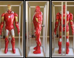 Iron man MK 7 STL 3D printable model