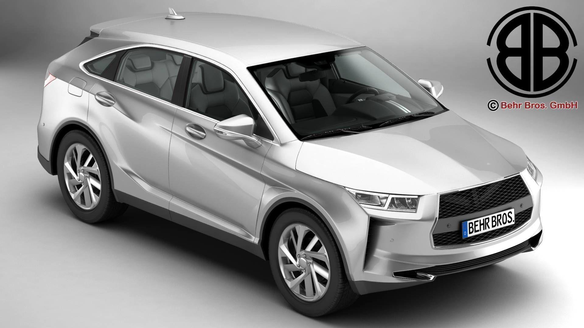 Generic SUV 2018