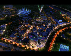 3D Amusement Park 15