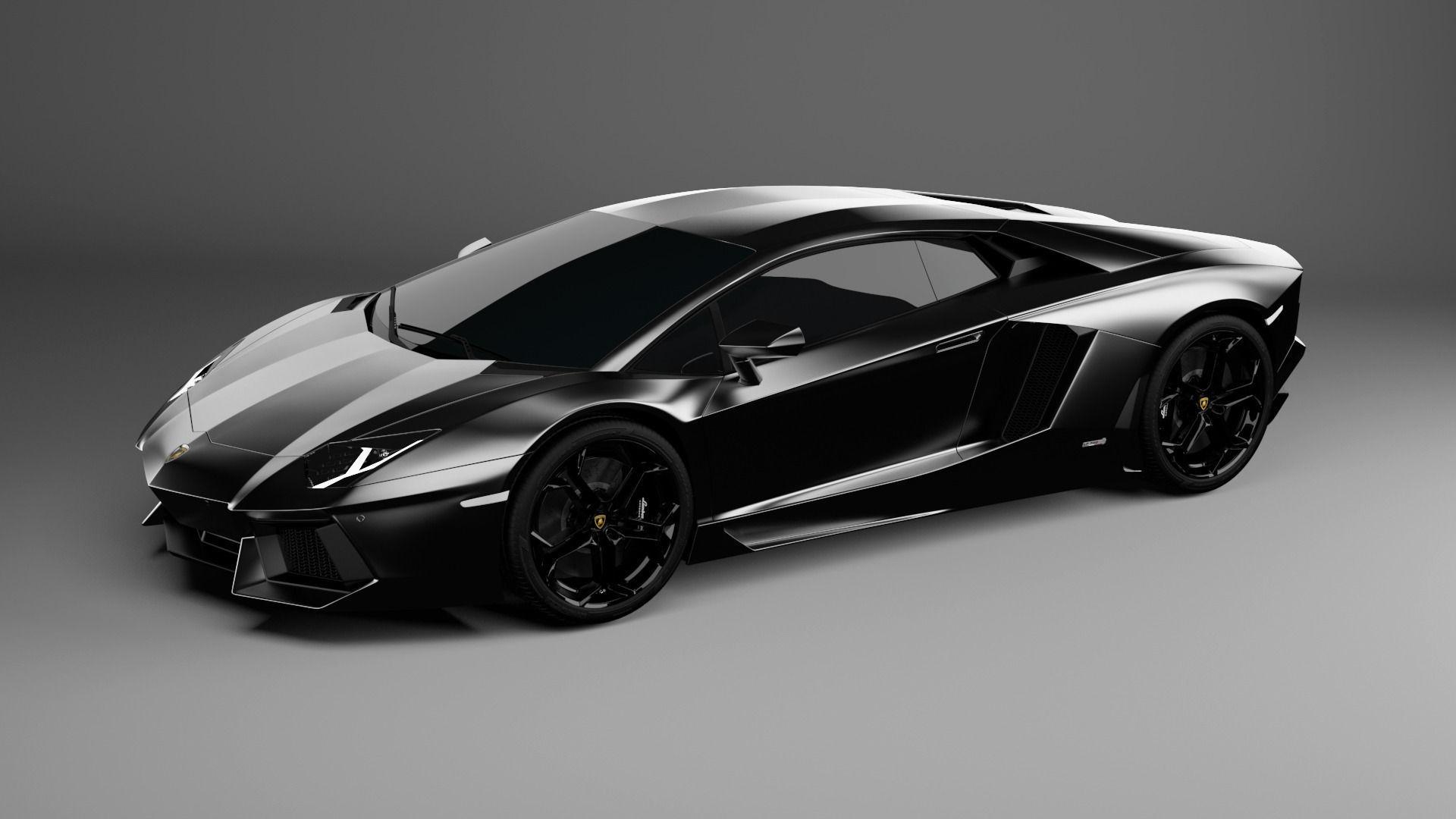 3D Lamborghini Aventador LP 700-4 | CGTrader