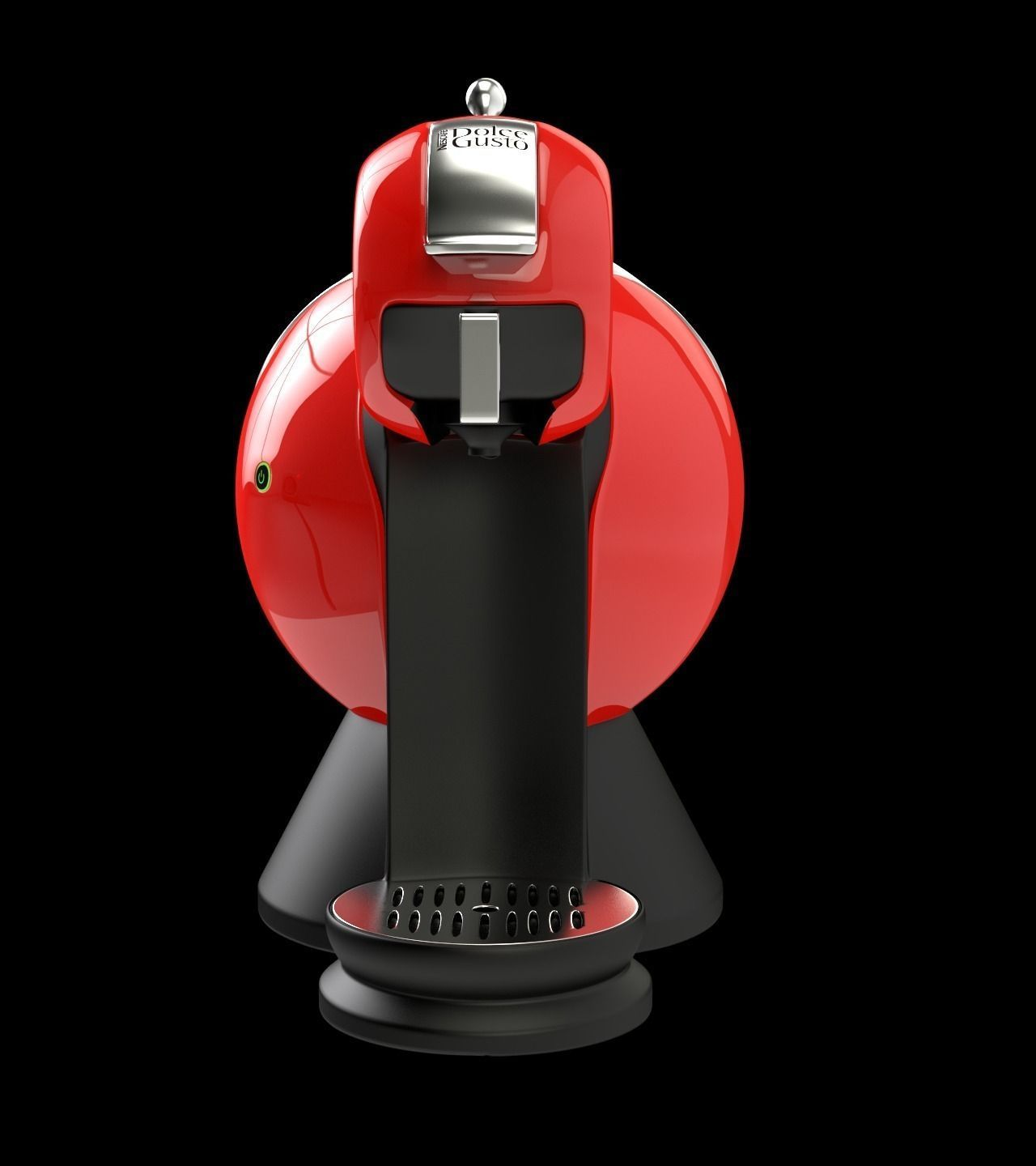 Dolce Gusto Coffee Maker Free 3d Model Obj 3ds Fbx Dae
